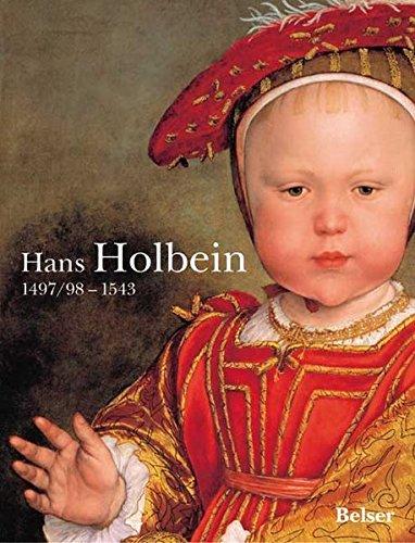 9783763024209: Hans Holbein der Jüngere