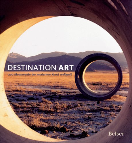 9783763024711: Destination Art