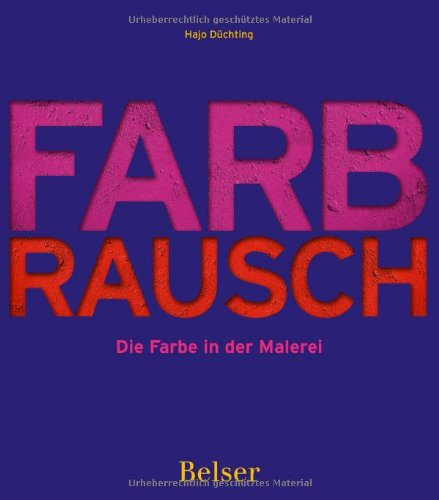 9783763025220: Farbrausch