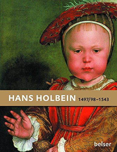 9783763026357: Hans Holbein: 1497/98-1543