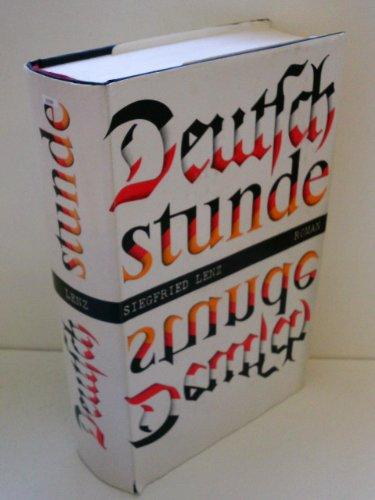 9783763214174: Deutschstunde (Livre en allemand)