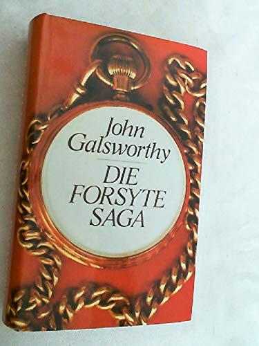 9783763216772: Die Forsyte Saga