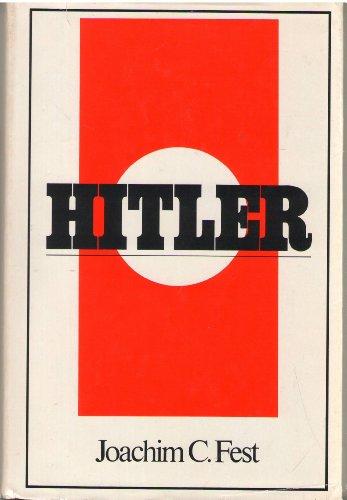 9783763218288: Hitler