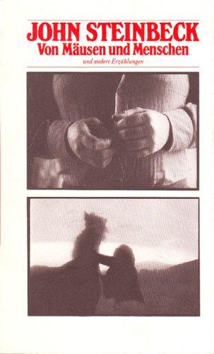 9783763219902: Von Mäusen und Menschen und andere Erzählungen.