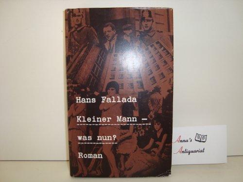 9783763220632: Kleiner Mann - was nun? + Der eiserne Gustav (2 Bücher)