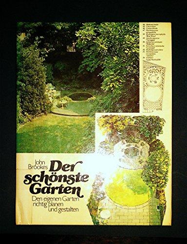 9783763223176: Der schönste Garten :