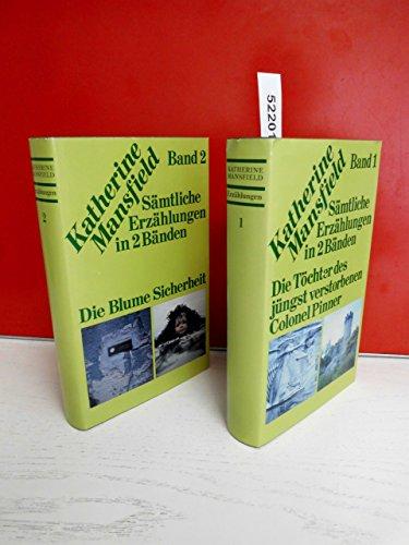9783763223671: Sämtliche Erzählungen in 2 Bänden