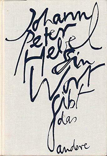 9783763226528: Ein Wort gibt das andere. Erzählungen (Livre en allemand)