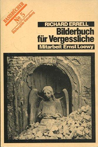 9783763228973: Bilderbuch für Vergessliche