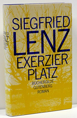 9783763233151: Exerzierplatz