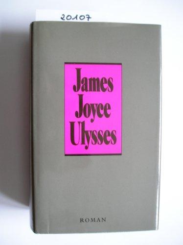 9783763238828: Ulysses.