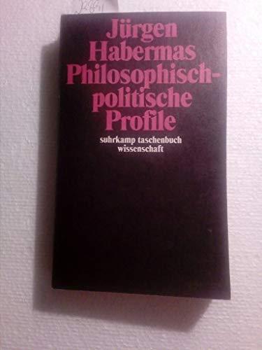 9783763239153: Philosophisch-politische Profile