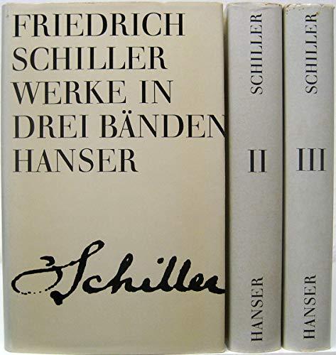 9783763240463: Werke in drei Bänden