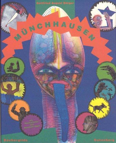 9783763240814: Münchhausen (Livre en allemand)
