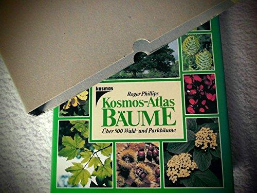 9783763241392: Kosmos Atlas Baume