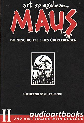 Maus - Die Geschichte eines Überlebenden. Band: Art Spiegelmann