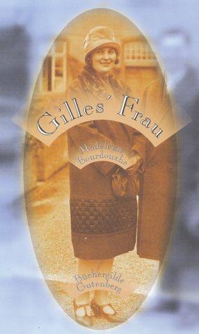 9783763246342: Gilles Frau (Roman)
