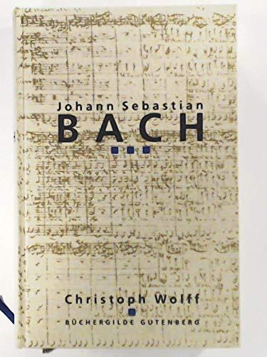 JOHANN SEBASTIAN BACH - Wolff Christoph