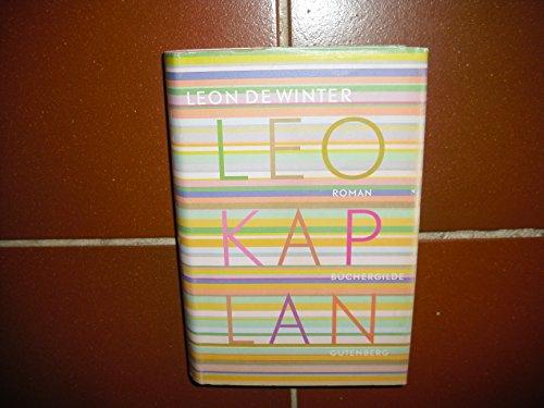 9783763252329: Leo Kaplan. Roman