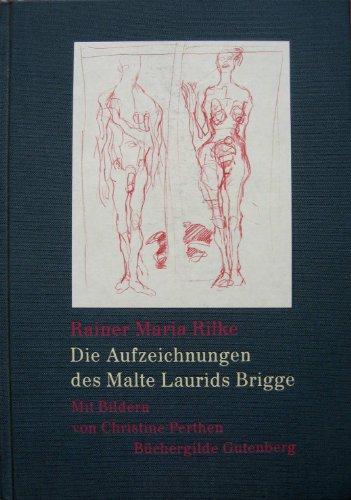 9783763254002: Die Aufzeichnungen des Malte Laurids Brigge