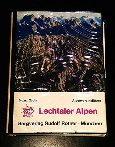 9783763312245: Lechtaler Alpen. AV-Führer