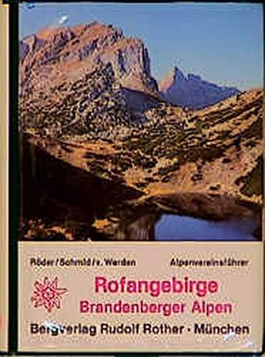 9783763312405: Rofangebirge, Brandenberger Alpen