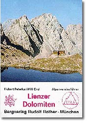 9783763312436: Lienzer Dolomiten