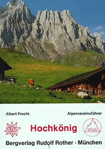 9783763312597: Hochkönig. Alpenvereinsführer.