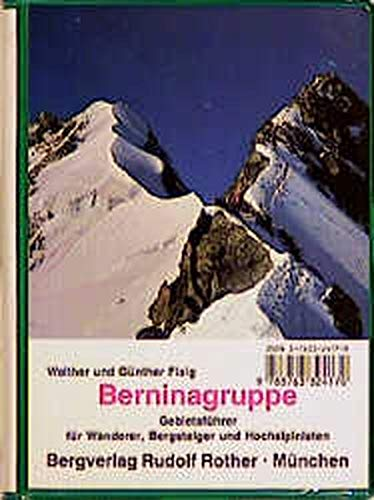 9783763324170: Berninagruppe