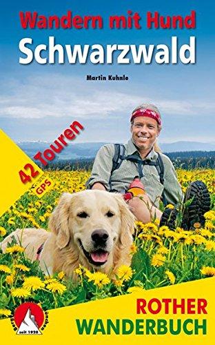 9783763330935: Wandern mit Hund Schwarzwald