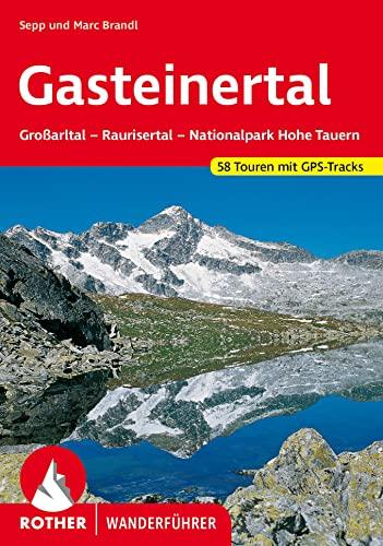 9783763340217: Gasteinertal. Rother Wanderführer.