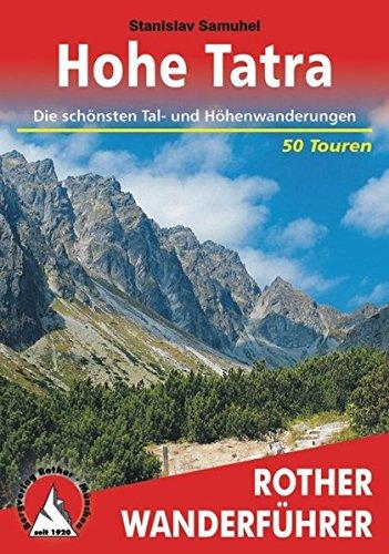9783763340491: Hohe Tatra. Die schönsten Tal- und Höhenwanderungen. 50 Touren.