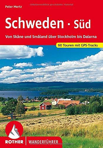 9783763340569: Schweden Sud (Guide de randonnées)