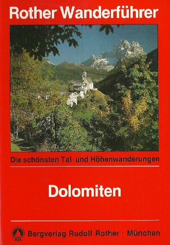 9783763341016: Dolomiten. Rother Wanderführer (Livre en allemand)