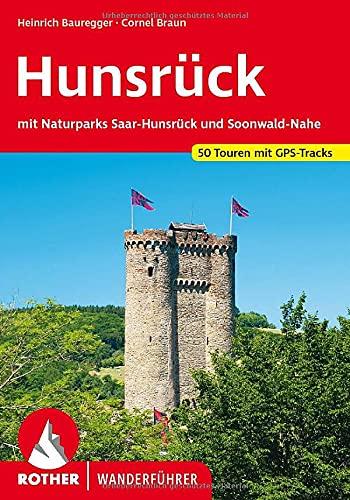 9783763343164: Hunsrück: Mit Naturpark Saar-Hunsrück und Soonwald-Nahe. 50 Touren. Mit GPS-Tracks