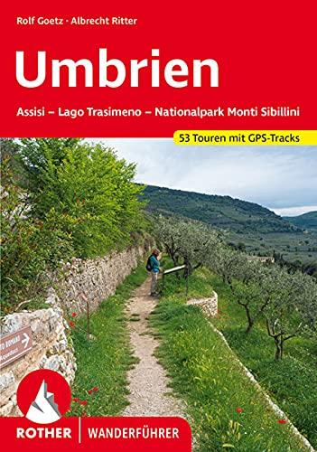 9783763343249: Umbrien: Assisi - Perugia - Nationalpark Monti Sibillini. 46 Touren