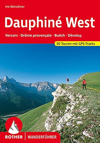 9783763343348: Dauphiné West