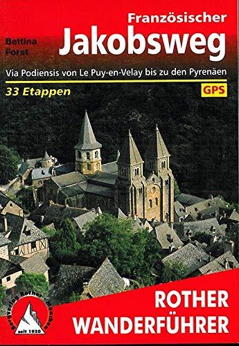 9783763343508: Französischer Jakobsweg