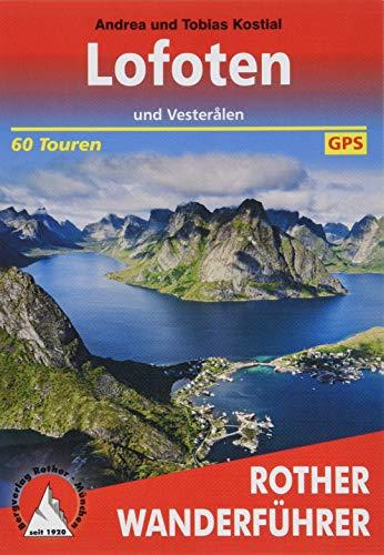 9783763344642: Rother Wanderführer Lofoten