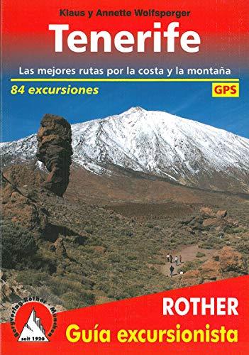 9783763347001: Tenerife. Las mejores rutas por costa y montana