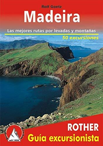 9783763347087: Madeira: Las mejores rutas por levadas y montanas - 50 excursiones