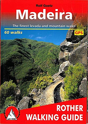 9783763348114: Madeira: The Finest Valley and Mountain Walks - ROTH.E4811 (Rother Walking Guides - Europe)