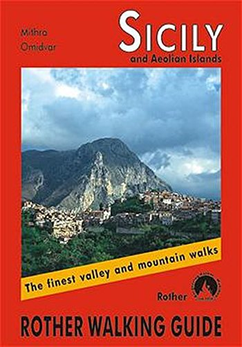 9783763348138: Sicily: The Finest Valley and Mountain Walks (Rother Walking Guides - Europe)