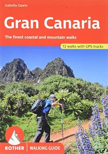 9783763348169: Gran Canaria (Rother Walking Guides Europe) (English and German Edition)