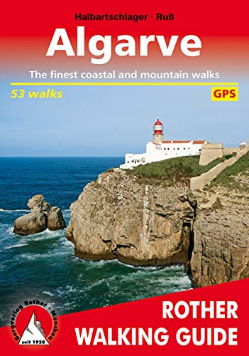 9783763348251: Algarve: The Finest Valley and Mountain Walks - ROTH.E4825 (Rother Walking Guides - Europe)