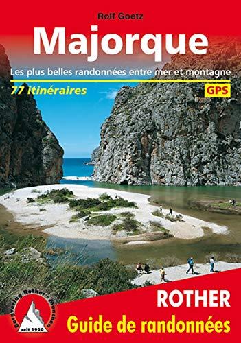 9783763349234: Majorque : Les 65 plus belles randonnées entre mer et montagne, GPS
