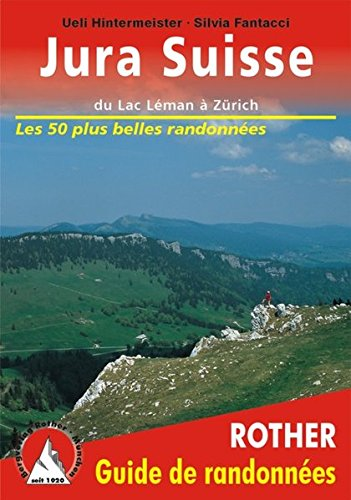 9783763349326: Jura Suisse: Du Lac Leman a Zurich