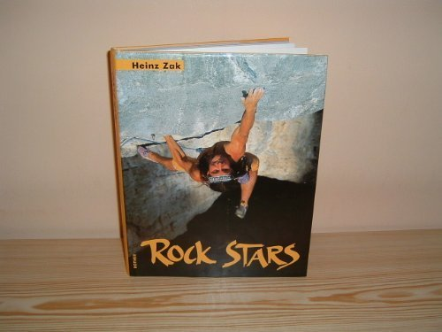 9783763370443: Rock Stars: World's Best Free Climbers