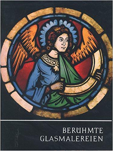 9783763500284: Berühmte Glasmalereien (German Edition)