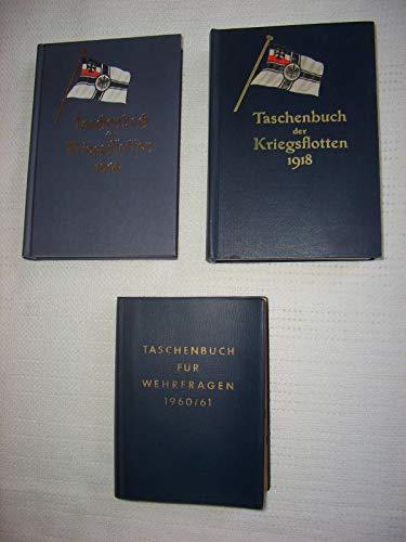 9783763745098: Weyers Taschenbuch der Kriegsflotten 1914